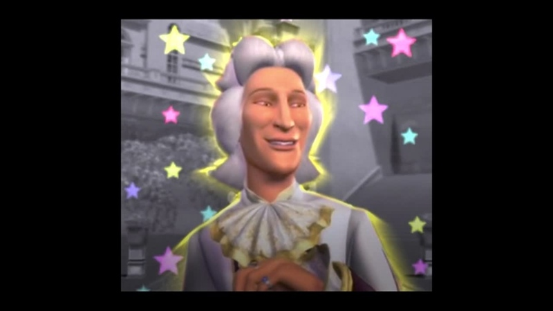 Barbie as the princess and the pauper × martin short × edit × vine × барби × принцесса и нищенка × preminger