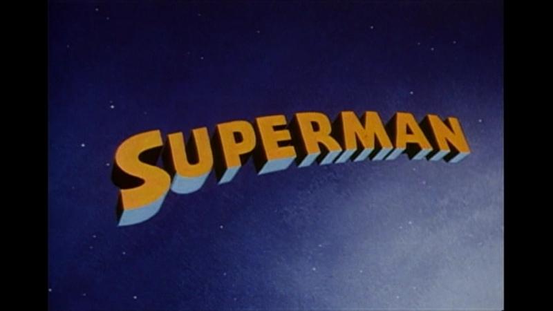 Супермен 1941 Трансляция всех серий с русскими субтитрами