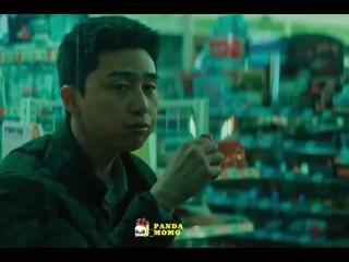 """Момент из корейского дорамы/фильма """" Юные копы"""""""