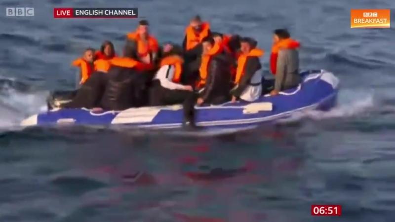 Des syriens arrivent au RU