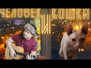 Человек и Кошка (Ноль) Кавер. Человек Оркестр