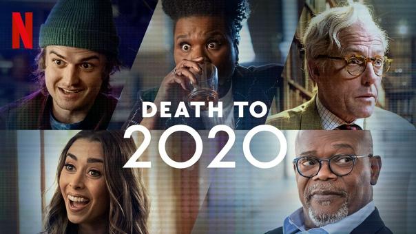 Комедийная документалка «2020, тебе конец!» уже на Netflix Кажется, сервис настолько спешил с её релизом, что даже субтитров не сделал. Всё только на