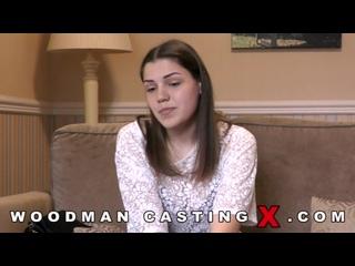 Русская девочка 19 лет по имени Louise Sanders на очередном кастинге Вудмана. Пришла на обычное интервью, но все пошло не так...