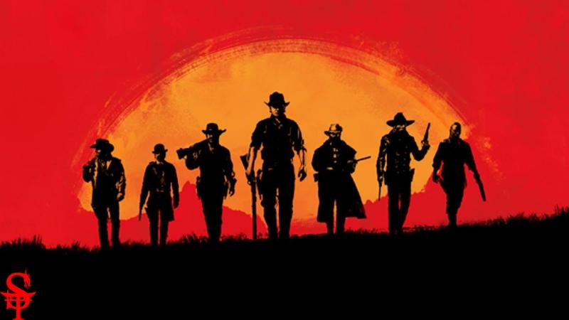 Red Dead Redemption 2 после Арех расслабимся