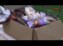 Депутат Сергей Киреев передал молочную продукцию в ковидный госпиталь на базе офтальмологической больницы