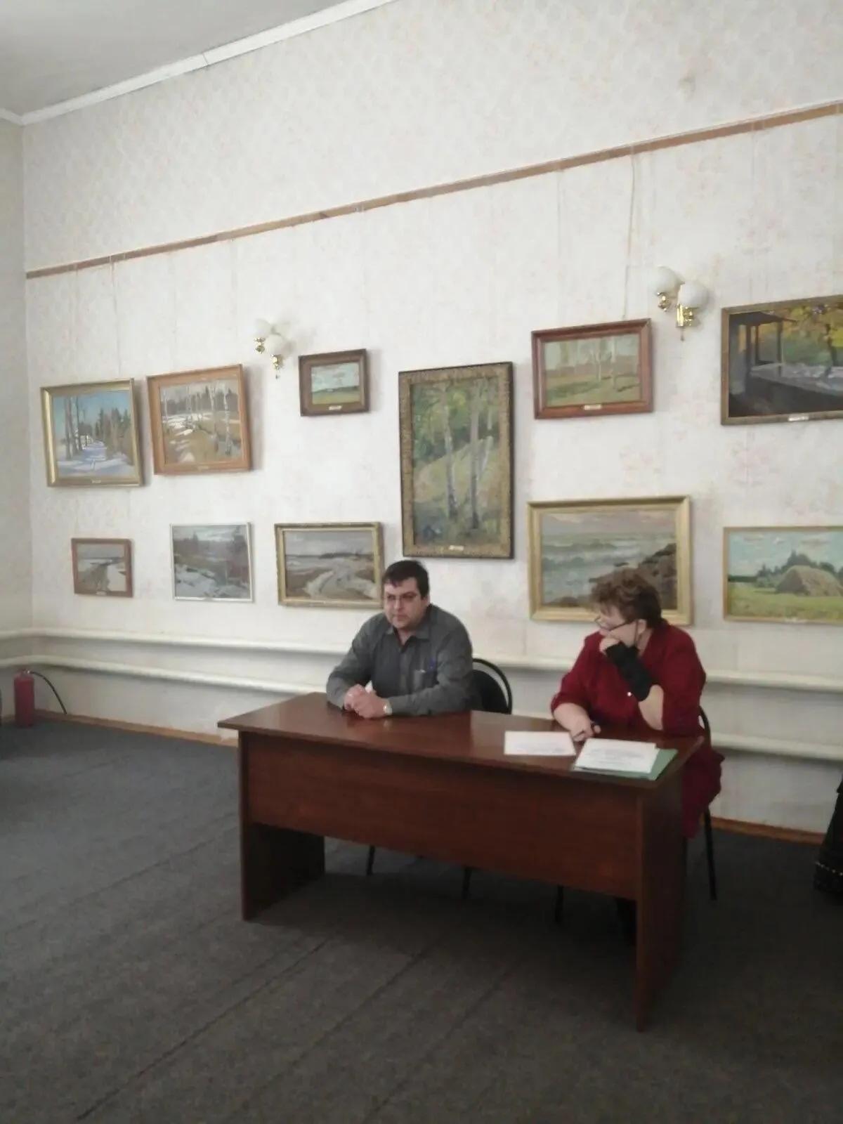 Общественный совет Петровского района провёл плановое заседание