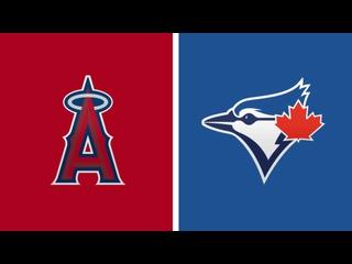 AL /  / LA Angels @ TOR Blue Jays (1/4)