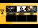1. Голодные игры Сойка-пересмешница. Часть II 2. Кредо убийцы 3. Аватар BLU RAY 1080 HD 60 FPS