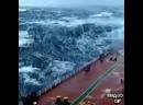 Шторм в открытом океане ✅