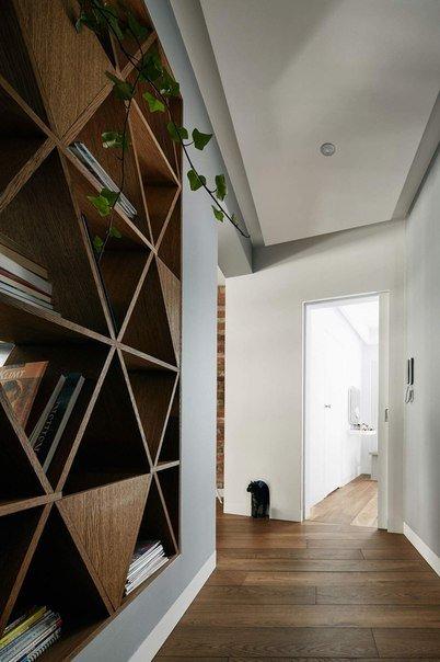 Соврeменная квартира для молодой дeвушки в Кракове, Польша