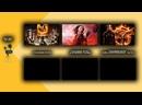 Голодные игры 1,2,3 части BLU RAY 1080 HD 60 FPS