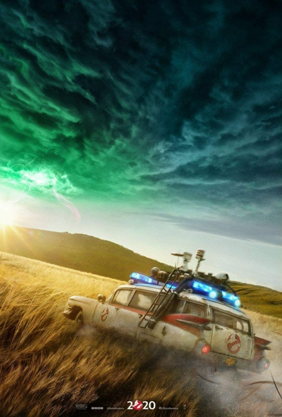 Дублированный новый трейлер блокбастера «Охотники за привидениями: Наследники» Премьера состоится в следующем