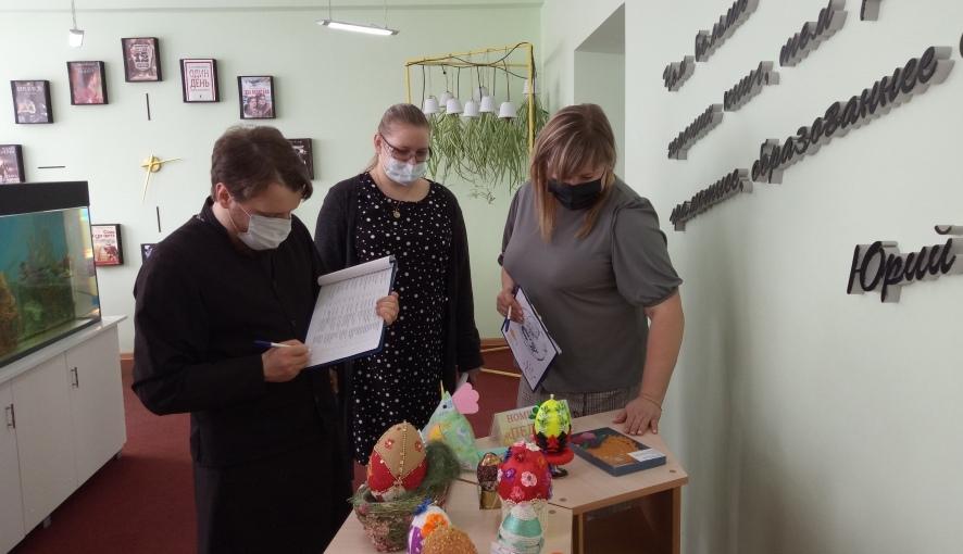 В Петровском политехе подвели итоги регионального этапа конкурса «Пасхальное яйцо»