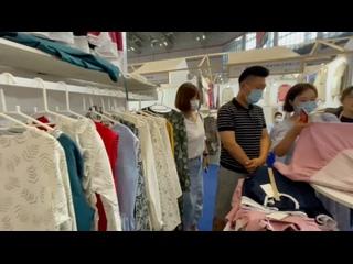 Видео от Molinialife - авторская одежда изо льна