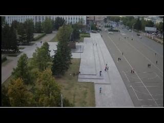 Веб-камеры К24: Барнаул готовят в дню города