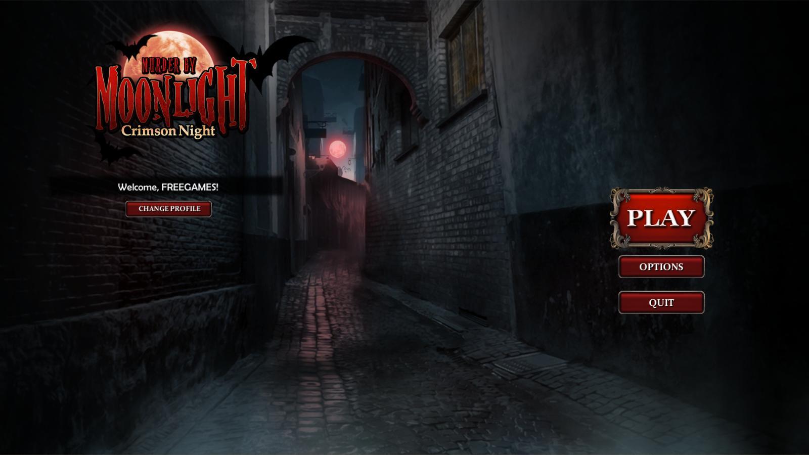 Убийство при лунном свете 2: Багровая ночь | Murder by Moonlight 2: Crimson Night (En)