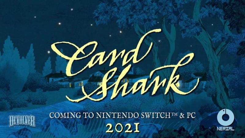 Игра Card Shark выйдет в 2021 году на Nintendo Switch и PC