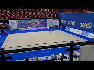 ● Анастасия Симакова - Лента (квалификация) / Чемпионат России 2021