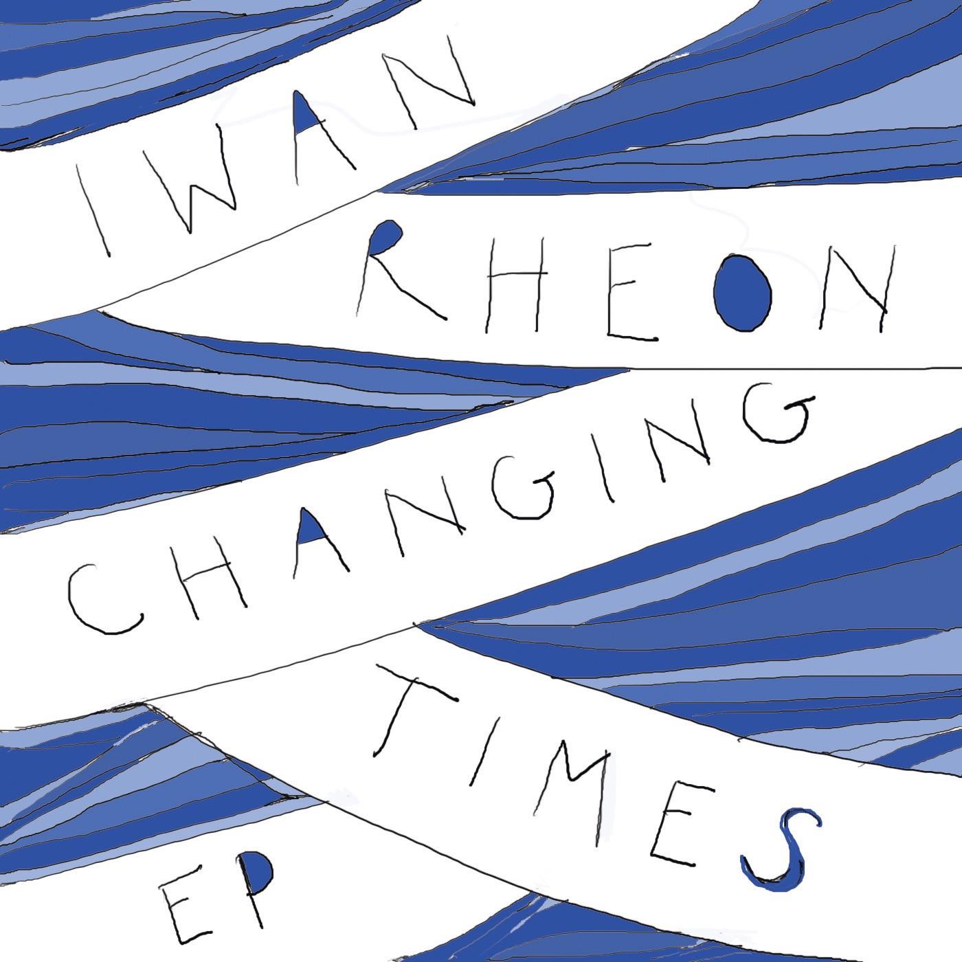 Iwan Rheon album Changing Times