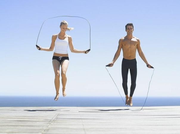 6 удивительных доводов в пользу прыжков на скакалке