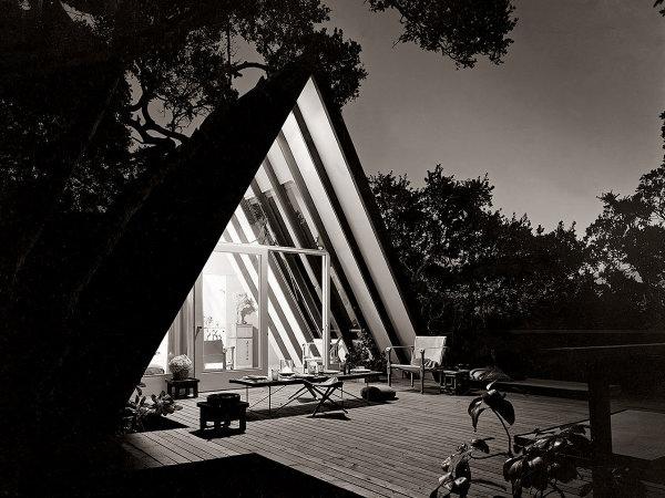 Дом отдыха Джона Кэмпбелла, Калифорния, 1950 год.