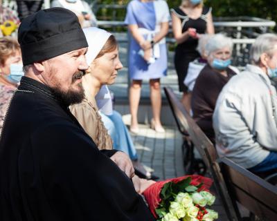 50 лет пансионату для ветеранов труда №1 г. Москвы, ныне - Геронтологический центр «Левобережный»