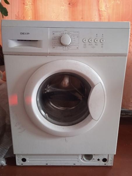 Продам стиральную машину DEXP, не в рабочем состоя...