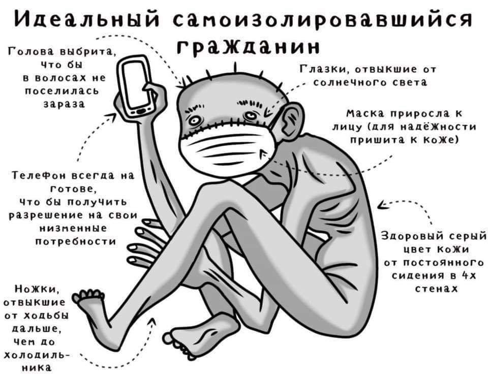 Секта СВИДЕТЕЛЕЙ КОРОНАВИРУСА 68915