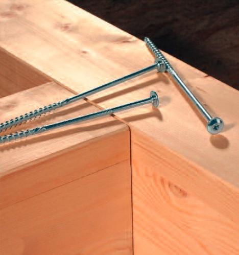Шуруп для древесины