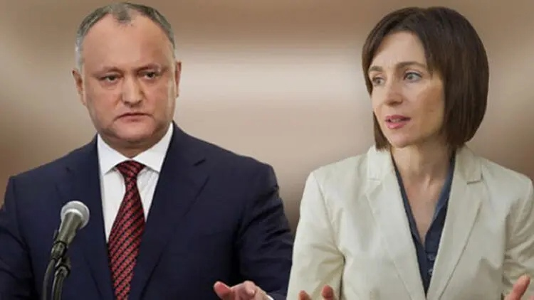 Соцпартия Молдавии потребовала отставки президента