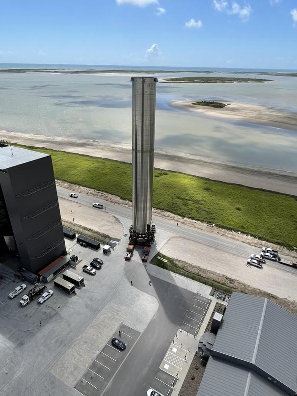 SpaceX: Главные события прошедшей недели 💫