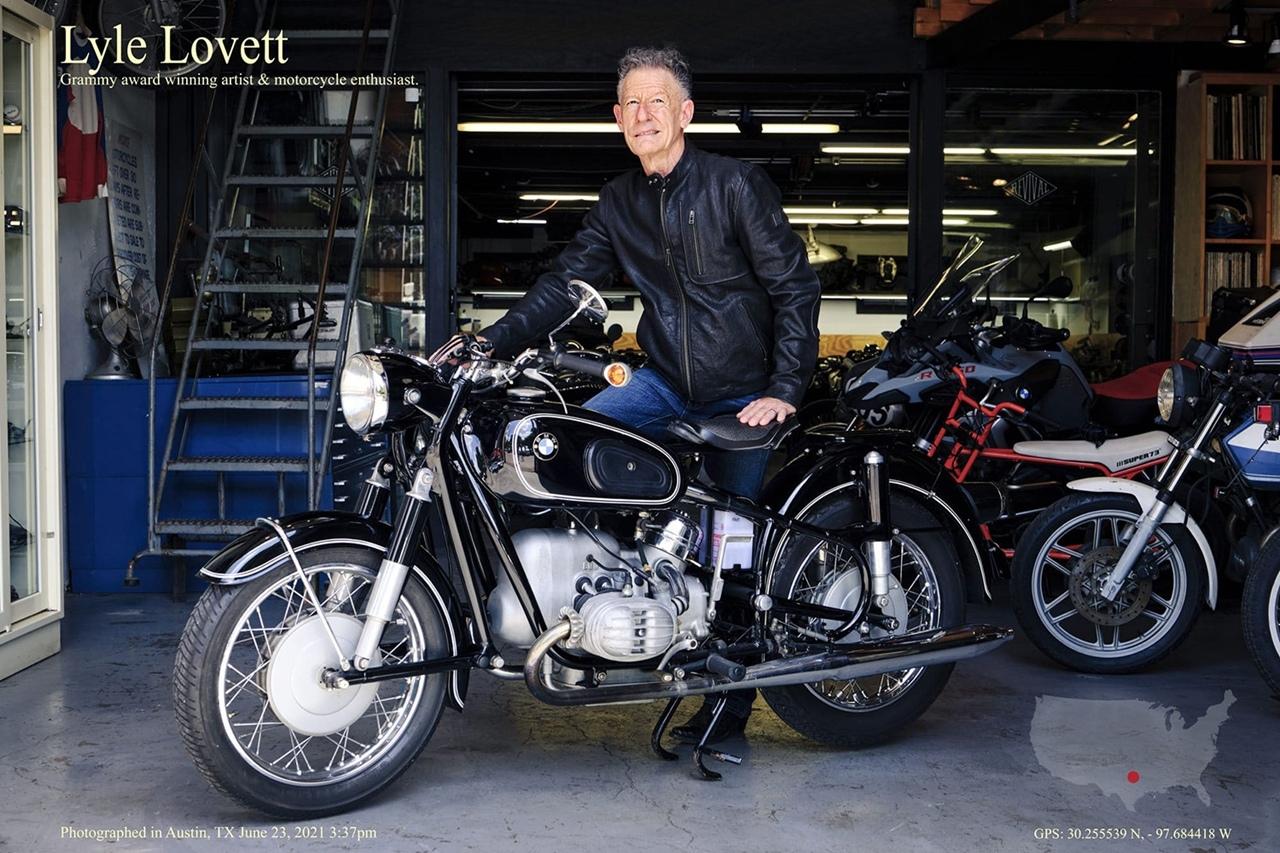 Дэвид Голдмен - мотоциклетные портреты