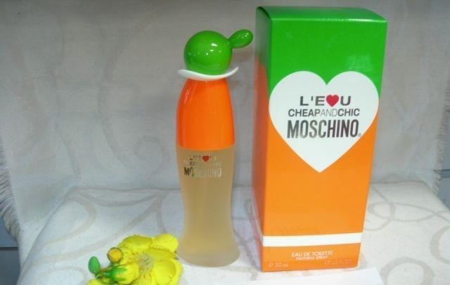Moschino L'eau Cheap And Chic 100 ml. 1590 руб