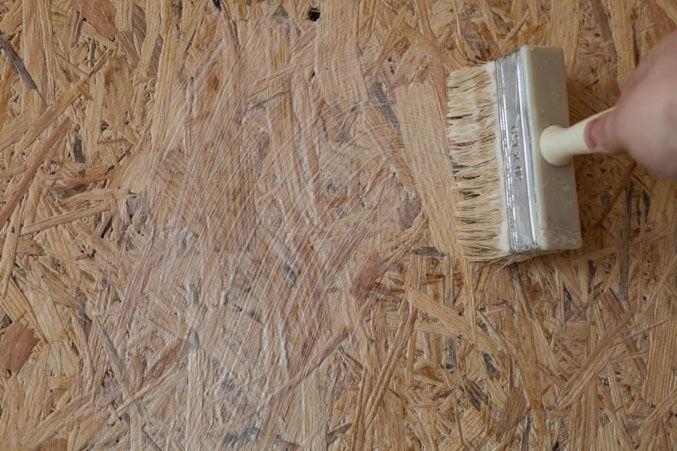 Монтаж OSB плиты на фасаде — чем обрабатывать