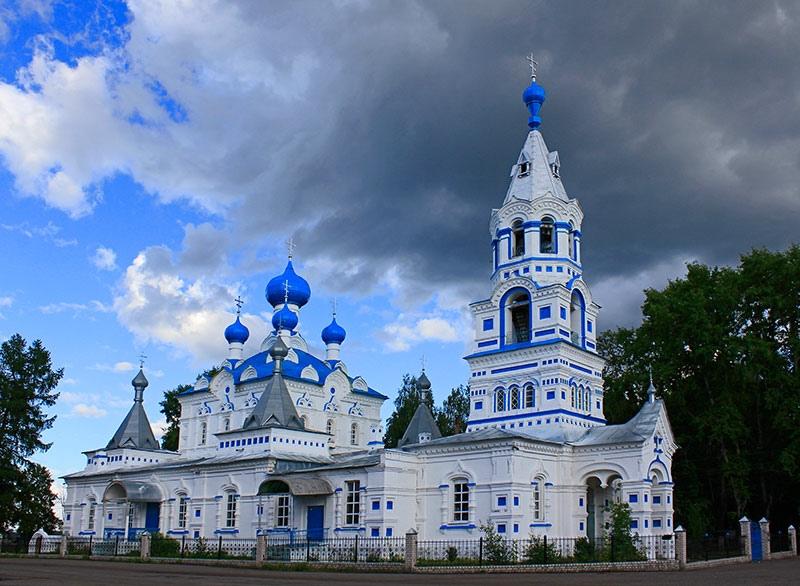 Храм Покрова Пресвятой Богородицы г. Кирс