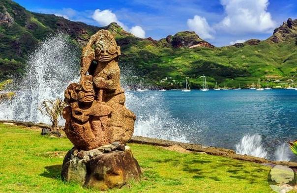 Статуи Темехеа-Тохуа, Французская Полинезия