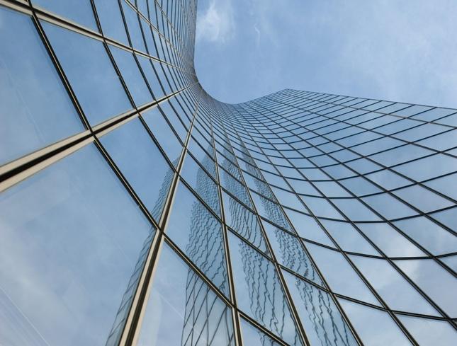 Светопрозрачные алюминиевые фасады в Москве