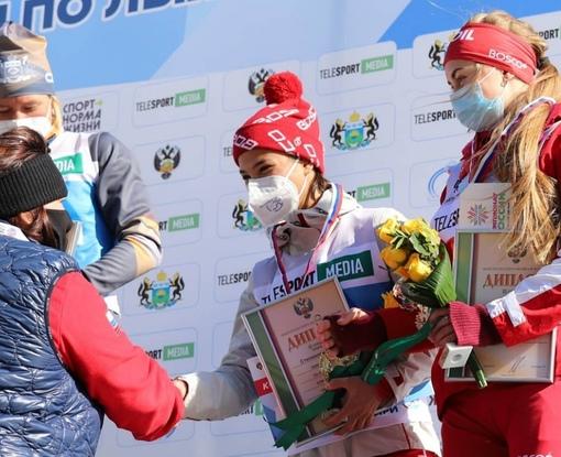 Лыжные гонки. Чемпионат России. Победители первенства страны побеждают и на взрослом уровне! 0