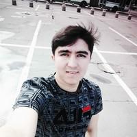 Акрамов Джамшед