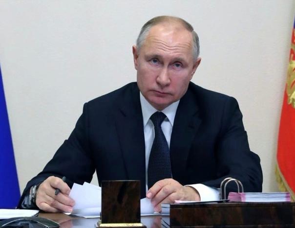 Владимир #Путин назвал россиянам два варианта прох...