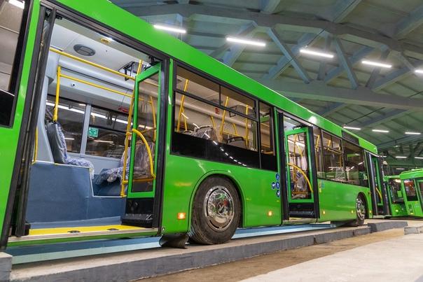 25 октября маршруты городских автобусов №2, 5, 8 и...