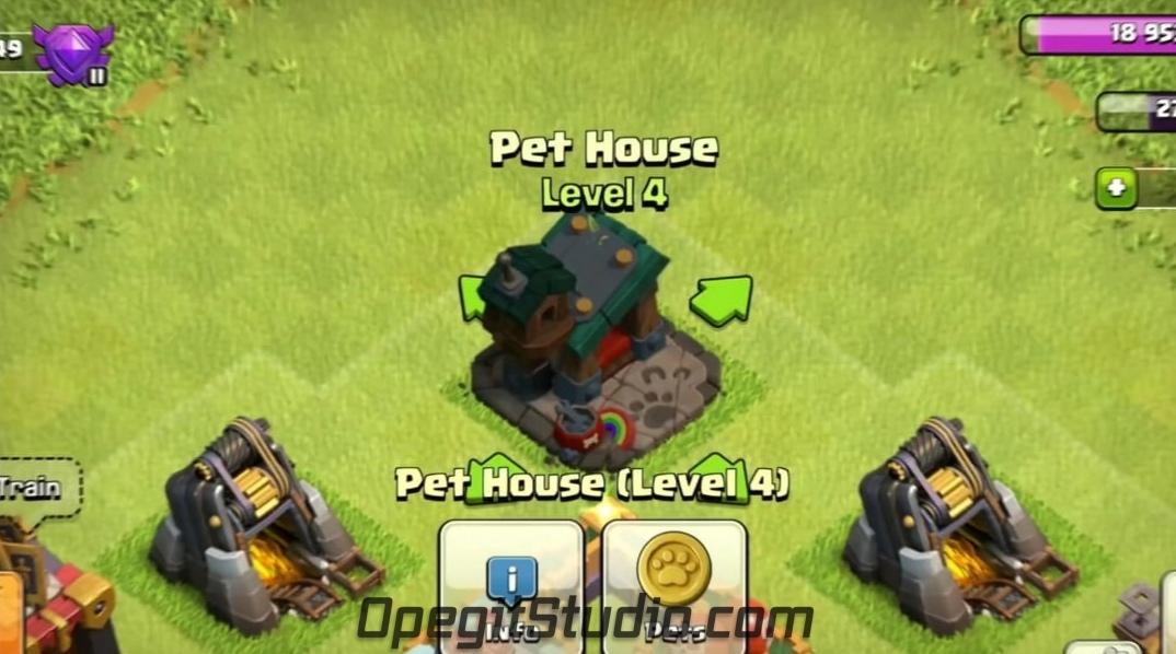 Новое здание в предстоящем обновлении Clash of Clans!