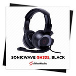 SONICWAVE GH335, BLACK