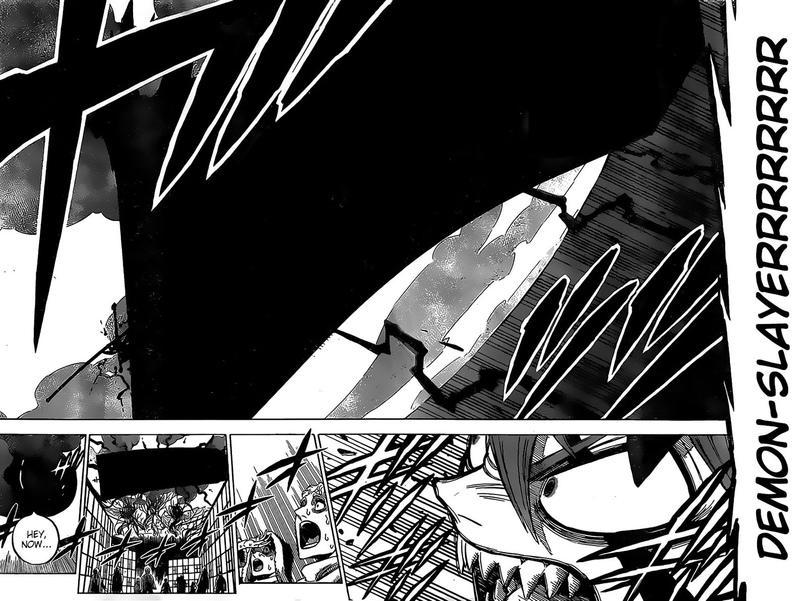 Black Clover Chapter 289, image №10