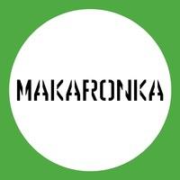 Логотип ТВЦ MAKARONKA
