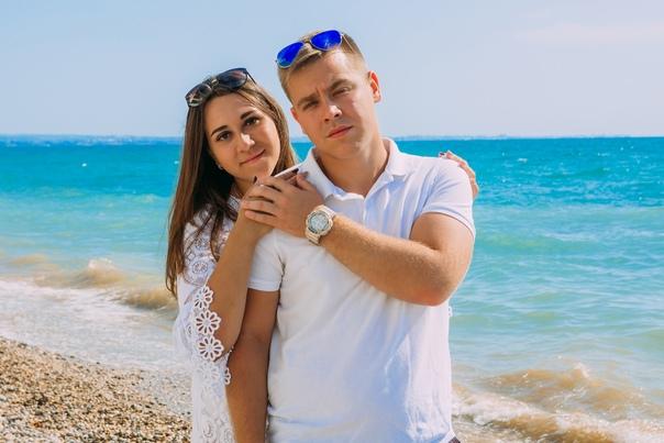 Love Story фотосессия в Николаевке - Фотограф MaryVish.ru