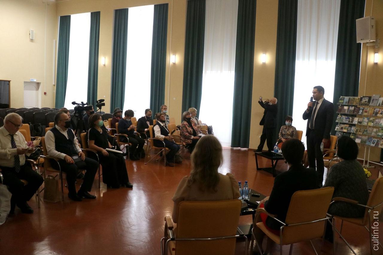 Сайт голосрубцова.рф презентовали на пресс-конференции фестиваля «Рубцовская осень»