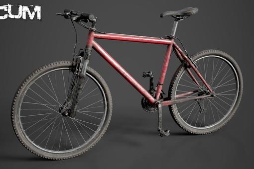 SCUM: Велосипеды Надо больше...