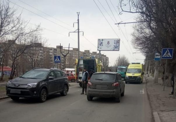 В МВД озвучили подробности ДТП с участием двух детей