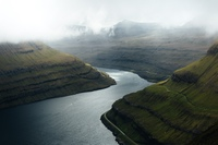 Фарерские острова в объективе фотографа Marina Weishaupt.